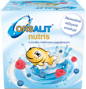 ORSALIT<sup>®</sup> nutris