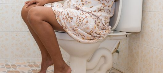 What causes diarrhea?